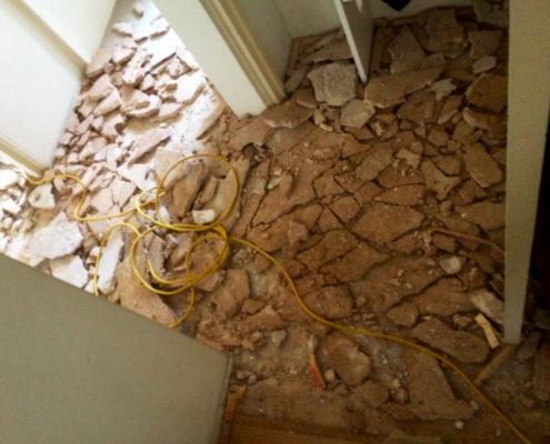 Magnesite removal in a unit block in balgowlah c russel carpentry magnesite removal unit block balgowlah 2 tyukafo